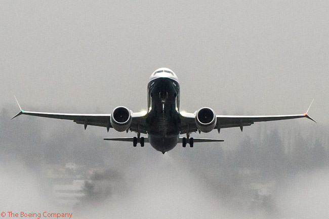 FAA Awards Type Certification to the Boeing 737 MAX 8