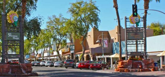 Scottsdale, Arizona – a Hometown Feel away from Home
