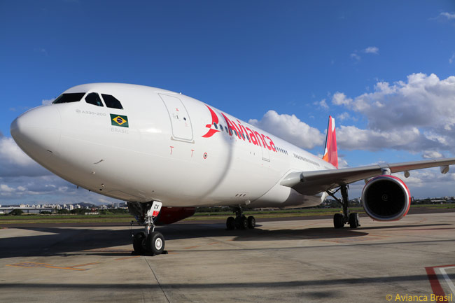 New International Network Boosts Avianca Brasil's Growth